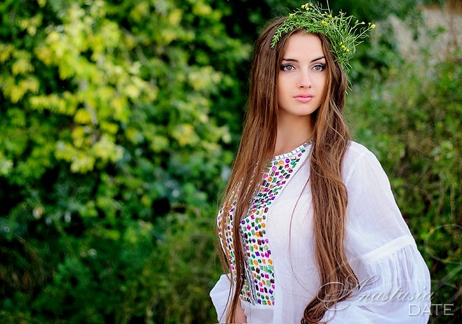 Of Russian Lady Anastasia Beautiful